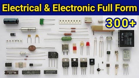 Electrical-and-electronic-full-form